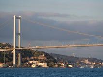 Η γέφυρα Bosphorus Στοκ εικόνα με δικαίωμα ελεύθερης χρήσης