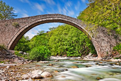 Η γέφυρα Pyli, Ελλάδα Στοκ φωτογραφίες με δικαίωμα ελεύθερης χρήσης