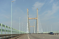 Η γέφυρα Severn Στοκ Εικόνες