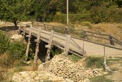 Η γέφυρα tanais-Ρωμαίος Στοκ Εικόνες