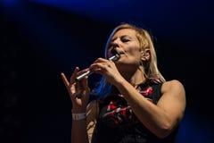 Η γενιά στη λέσχη MI 16-03-2018 ζωντανής μουσικής Στοκ εικόνα με δικαίωμα ελεύθερης χρήσης