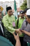 13η γενική εκλογή της Μαλαισίας Στοκ Εικόνα