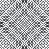 Η γεωμετρική άνευ ραφής διανυσματική αφηρημένη γραμμή σχεδίων hipster διαμορφώνει το γεωμετρικό υπόβαθρο τριγώνων τυπωμένων υλών  Στοκ Φωτογραφία