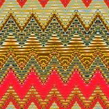 Η γεωμετρική διακόσμηση, μπορεί να είναι το σκηνικό για τον τάπητα Στοκ Εικόνες