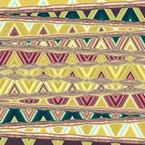 Η γεωμετρική διακόσμηση, μπορεί να είναι το σκηνικό για τον τάπητα Στοκ εικόνα με δικαίωμα ελεύθερης χρήσης