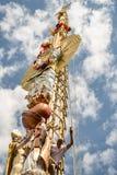 Η γιορτή Gigli στοκ φωτογραφία με δικαίωμα ελεύθερης χρήσης