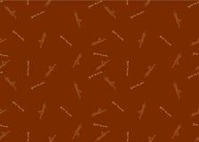 Η γιόγκα θέτει όπως άνευ ραφής στο κόκκινο υπόβαθρο, διάνυσμα Στοκ Φωτογραφίες