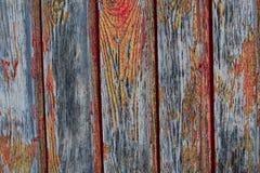Η γκρίζα παλαιά επιφάνεια χρωμάτων πινάκων λεπιοειδής πορτοκαλιά ξεπέρασε την παράλληλη βάση υποβάθρου επιτροπής στοκ εικόνες με δικαίωμα ελεύθερης χρήσης