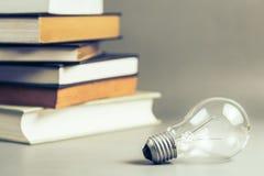 Η γνώση είναι ισχύς Στοκ φωτογραφία με δικαίωμα ελεύθερης χρήσης