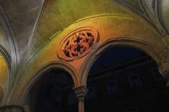 Η γοτθική αρχιτεκτονική ύφους. Στοκ φωτογραφίες με δικαίωμα ελεύθερης χρήσης