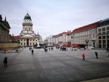 Η γρήγορη ματιά της πόλης του Βερολίνου Στοκ εικόνα με δικαίωμα ελεύθερης χρήσης