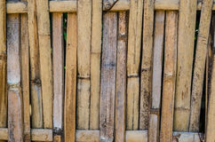 Η γραμμή καφετιού ξύλου Στοκ Εικόνες