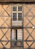 η γραφική πόλη του Λα Caneda Sarlat στο τμήμα Dordogne, Aquitaine στοκ φωτογραφίες