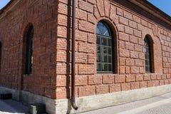 Η γωνία του παλαιού σφυρηλατεί Στοκ Εικόνες