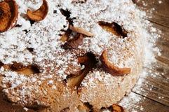 Η γλυκιά πίτα μήλων Στοκ εικόνες με δικαίωμα ελεύθερης χρήσης