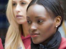 Η Δεσποινίς διεθνής 2014 δεσποινίδα Αϊτή πορτρέτου προόδου Στοκ φωτογραφία με δικαίωμα ελεύθερης χρήσης