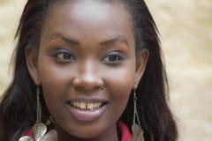 Η Δεσποινίς διεθνής 2014 δεσποινίδα Νιγηρία πορτρέτου προόδου Στοκ φωτογραφίες με δικαίωμα ελεύθερης χρήσης