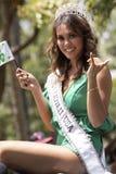 Η Δεσποινίς Hawaii USA στοκ εικόνες