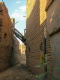 Η διάσημη ακρόπολη Erbil, Κουρδιστάν Τοπικά, κέντρο στοκ φωτογραφία με δικαίωμα ελεύθερης χρήσης