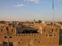 Η διάσημη ακρόπολη Erbil, Κουρδιστάν Τοπικά, κέντρο στοκ εικόνα με δικαίωμα ελεύθερης χρήσης