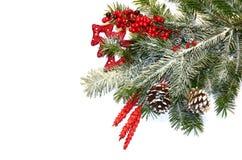 η διακόσμηση Χριστουγένν&omeg πρόσθετα Χριστούγεννα μορφής ανασκόπησης στοκ φωτογραφία με δικαίωμα ελεύθερης χρήσης