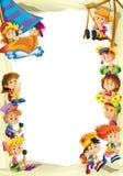 Η διαμόρφωση για τη χρήση misc - με τους ανθρώπους στη διαφορετική ηλικία - μικρή - εφηβικός - για τα παιδιά Στοκ εικόνες με δικαίωμα ελεύθερης χρήσης