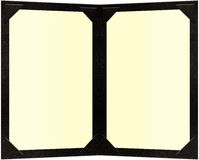 η διπλή σελίδα καταλόγων επιλογής Στοκ εικόνα με δικαίωμα ελεύθερης χρήσης