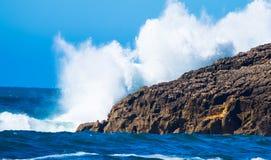 Η δύναμη της θάλασσας στοκ φωτογραφίες
