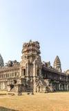 Η είσοδος στο λωτόμορφο πύργο, Angkor Wat, Siem συγκεντρώνει, Καμπότζη Στοκ εικόνα με δικαίωμα ελεύθερης χρήσης
