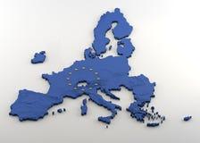 Η ΕΕ μετά από το UK βγαίνει την ΕΕ απεικόνιση αποθεμάτων