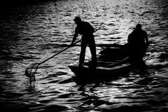 Η εικόνα περιγραμμάτων Στοκ Εικόνες