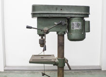 Η εικόνα της μηχανής διατρήσεων Στοκ φωτογραφίες με δικαίωμα ελεύθερης χρήσης