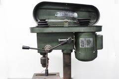Η εικόνα της μηχανής διατρήσεων Στοκ εικόνες με δικαίωμα ελεύθερης χρήσης
