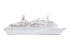 Η εικόνα του ωκεάνιου σκάφους Στοκ Εικόνες