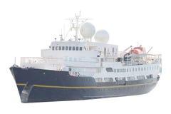 Η εικόνα του ωκεάνιου σκάφους Στοκ Φωτογραφία