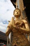 Η εικόνα Kinnaree στο μεγάλο παλάτι Ταϊλάνδη Στοκ φωτογραφία με δικαίωμα ελεύθερης χρήσης