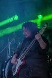 Η ειδική 15η επέτειος Arkona παρουσιάζει ζωντανό στο φεστιβάλ Insubria Στοκ φωτογραφία με δικαίωμα ελεύθερης χρήσης