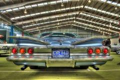η δεκαετία του '60 αμερικανικό Chevy Impala Στοκ εικόνα με δικαίωμα ελεύθερης χρήσης