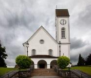η εκκλησία επικολλά κο&nu Στοκ Εικόνες