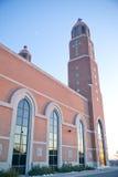 η Εκκλησία Κοπτική φωτίζ&epsilon Στοκ Εικόνες