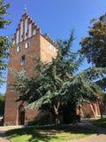Η εκκλησία σε Heiligenhafen, Γερμανία Στοκ Εικόνα