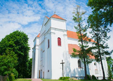 Η εκκλησία σε Novogrudok Στοκ φωτογραφία με δικαίωμα ελεύθερης χρήσης