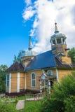 Η εκκλησία του αποστόλου Peter, στις 8 Αυγούστου 2017 Στοκ Εικόνα