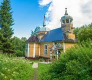 Η εκκλησία του αποστόλου Peter, στις 8 Αυγούστου 2017 Στοκ Φωτογραφίες