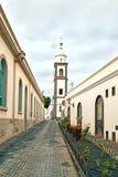 Η εκκλησία του SAN Gines, Arrecife, Lanzarote Στοκ Εικόνες