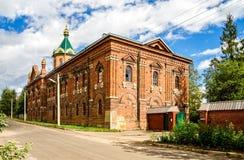 Η εκκλησία του ST James ο δίκαιος στο ιερό πνεύμα στοκ εικόνες