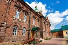 Η εκκλησία του ST James ο δίκαιος στο ιερό πνεύμα Monaste στοκ φωτογραφία με δικαίωμα ελεύθερης χρήσης