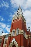 η εκκλησία robertson ένωσε το wesley Στοκ εικόνες με δικαίωμα ελεύθερης χρήσης