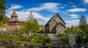 Η εκκλησία Ã… σχετικά με Στοκ Εικόνες