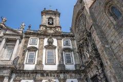 Η εκκλησία Αγίου Francisco, Πορτογαλία, Πόρτο, Στοκ Φωτογραφίες